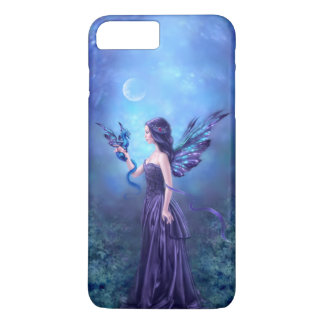 Iridescent Fairy & Dragon iPhone 7 Plus Case