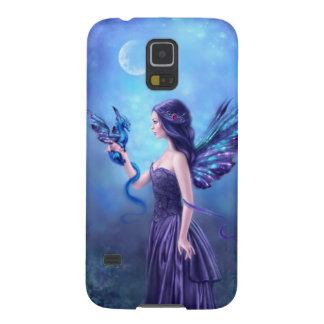 Iridescent Fairy & Dragon Samsung Galaxy S5 Case