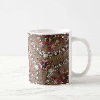Iridescent gems mugs