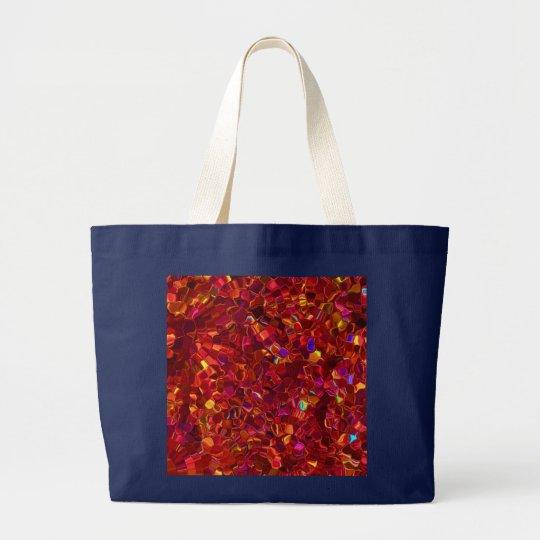 Iridescent Large Tote Bag