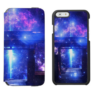 Iridescent Pathway to Anywhere iPhone 6/6s Wallet Case