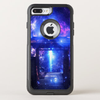 Iridescent Pathway to Anywhere OtterBox Commuter iPhone 8 Plus/7 Plus Case