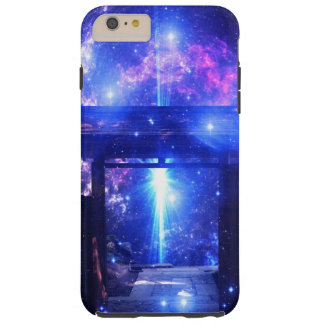 Iridescent Pathway to Anywhere Tough iPhone 6 Plus Case