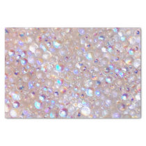 iridescent pearls pattern tissue paper