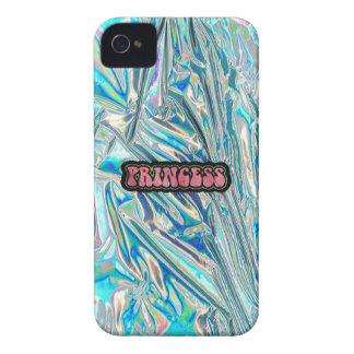 Iridescent Princess iPhone 4 Case