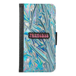 Iridescent Princess Samsung Galaxy S5 Wallet Case