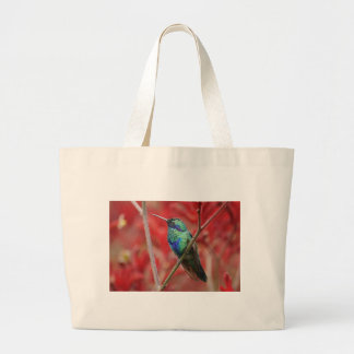 Iridescent Shine Canvas Bag