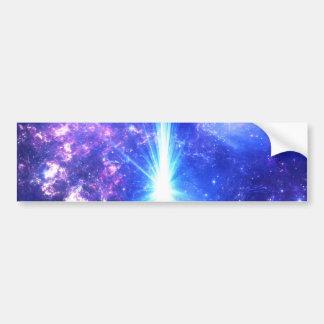 Iridescent Skies Bumper Sticker