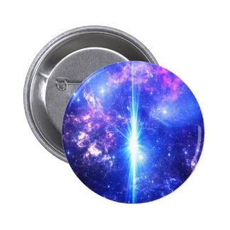 Iridescent Skies Button