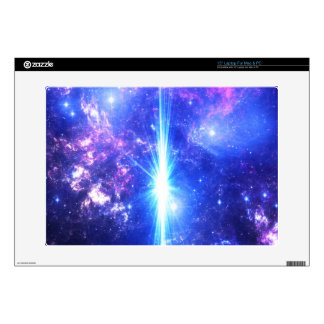 Iridescent Skies Laptop Decal