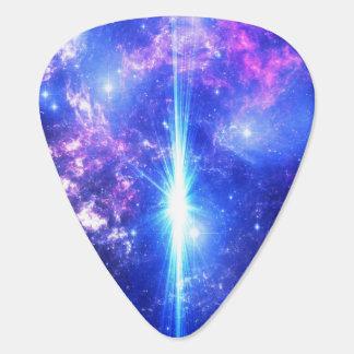 Iridescent Sky Guitar Pick