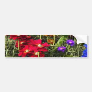 Iridescent Spring Bumper Sticker