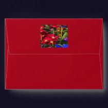 Iridescent Spring Envelope