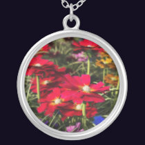 Iridescent Spring Necklace
