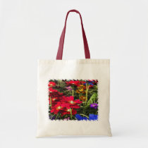 Iridescent Spring Tote Bag