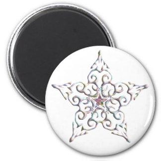Iridescent Star Magnet