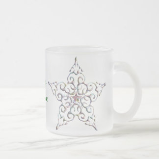 Iridescent Star Mug