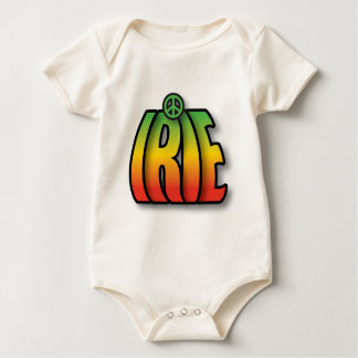 IRIE Peace Baby Bodysuits