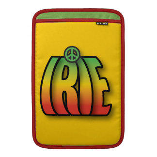 Irie Peace MacBook Air Sleeve