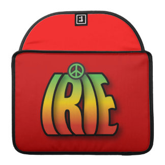Irie Peace Sleeve For MacBook Pro