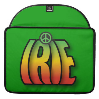 Irie Peace Sleeve For MacBooks