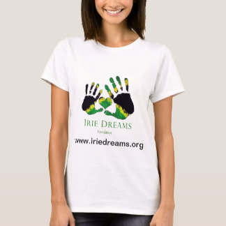 Irie soña la camiseta de las mujeres, MED