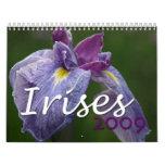 Iris 2009 calendario