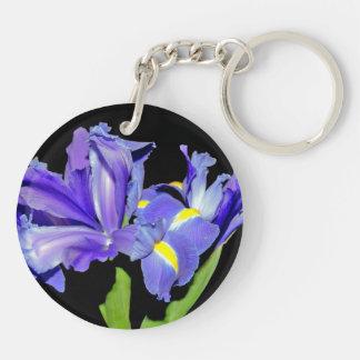 Iris 8 keychain