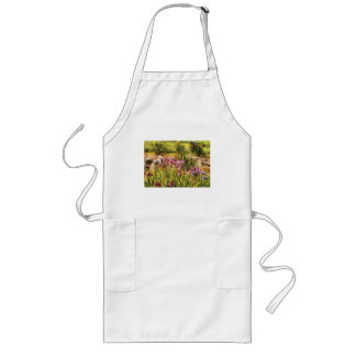 Iris - A Tribute to Monet Aprons
