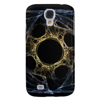 Iris Abstract Art Fractal Galaxy S4 Cases