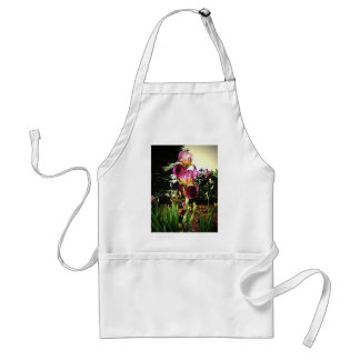 iris adult apron