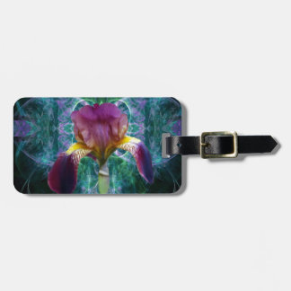 Iris and its meaning bag tag