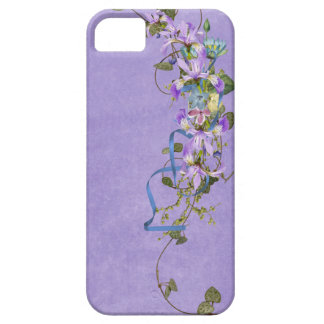 Iris and Ivy Bouquet iPhone SE/5/5s Case