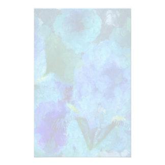 Iris azul papelería