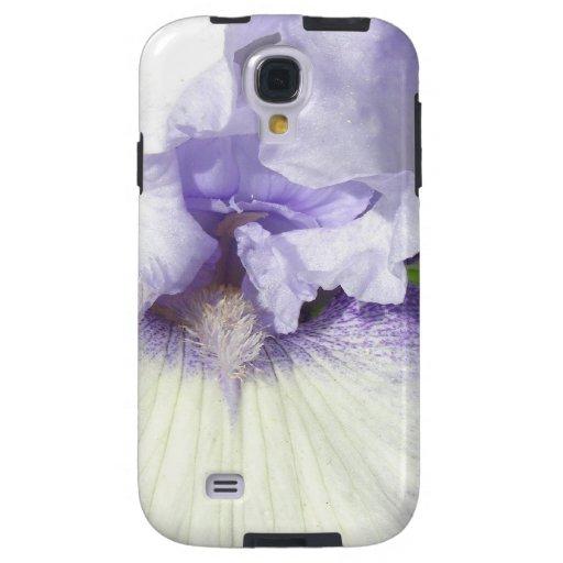 Iris barbudo funda para galaxy s4