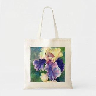 Iris barbudo gigante bolsa tela barata
