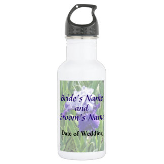 Iris Best Bet Wedding 18oz Water Bottle