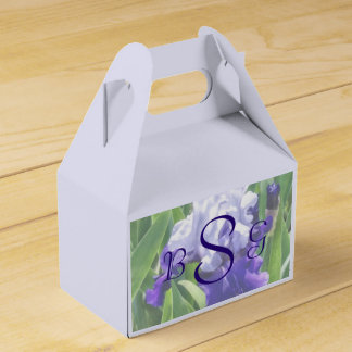 Iris Best Bet Wedding Products Party Favor Box