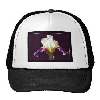 Iris Blossom Trucker Hat
