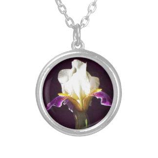 Iris Blossom Necklace