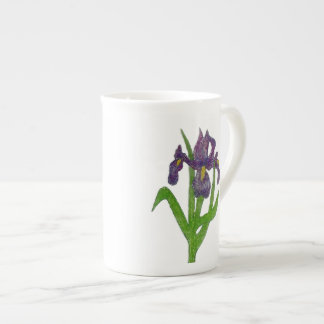 Iris Bone China Cup