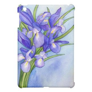 Iris Bouquet Flower Painting iPad Speck Case iPad Mini Cover