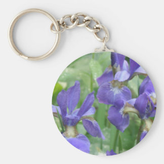 Iris Bulbs Keychain