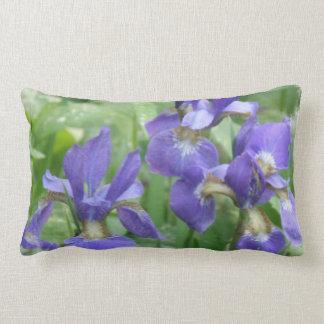Iris Bulbs Pillow