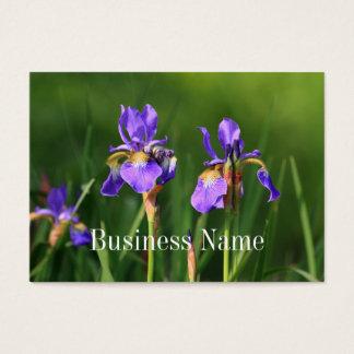 Iris  Business Card