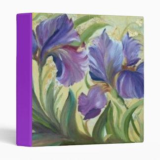 "Iris Carpeta 1"""