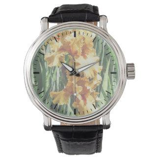 Iris célticos de la gloria relojes