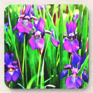 Iris Coasters