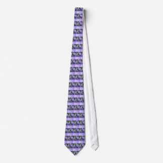 Iris Dapple Neck Tie