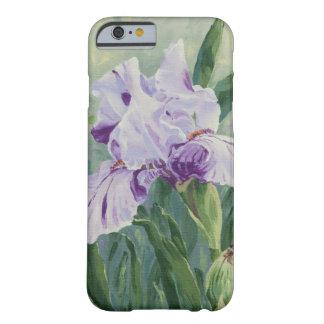 Iris de 0440 púrpuras funda para iPhone 6 barely there